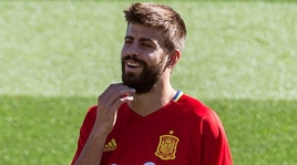 Piqué:«Orgoglioso di giocare con la Spagna»