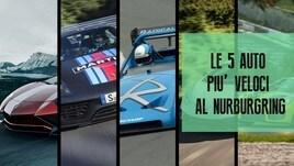Le 5 auto più veloci al Nurburgring