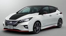 Nissan Leaf Nismo Concept, elettrica con grinta