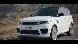 Range Rover Sport Hybrid 2018