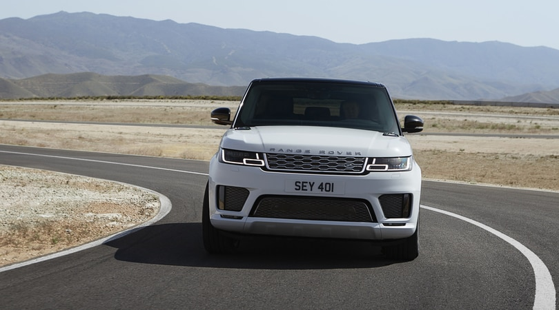 Range Rover Sport 2018: ibrido e sempre più potente