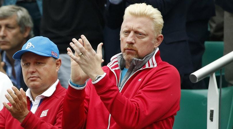 Boris Becker nei guai finanziari: 61 milioni di euro di debiti