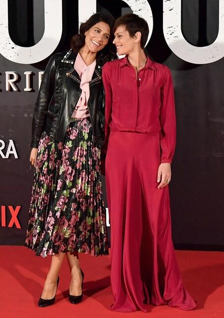 Giulia Bevilacqua e Claudia Pandolfi