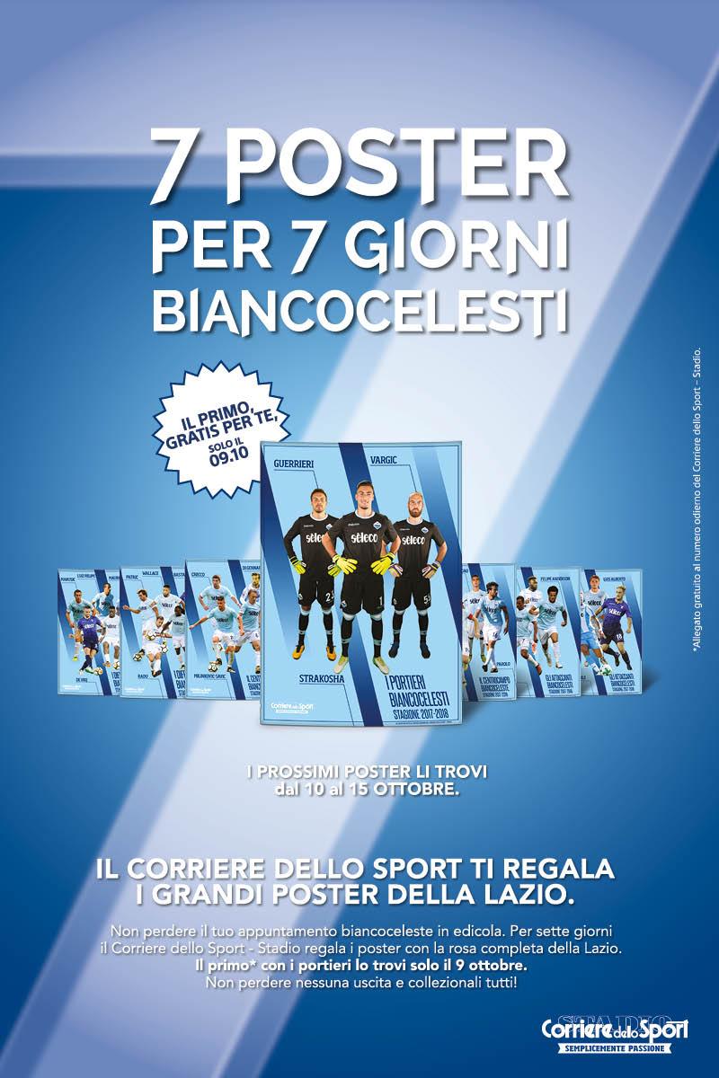 Poster SS Lazio
