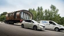 Nissan annuncia tre nuovi progetti sulla mobilità elettrica