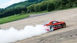 Toyota GT86, il drifting si vede anche dallo spazio