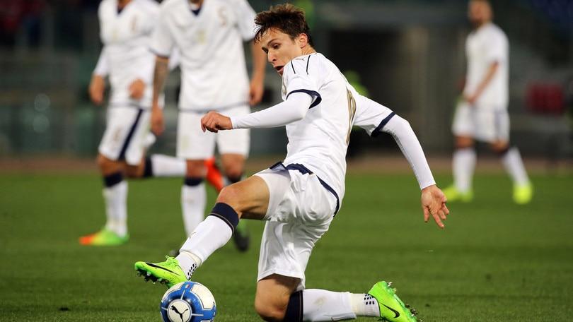 Under 21, Ungheria-Italia 2-6: doppiette di Cutrone e Chiesa