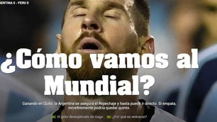 Como vamos al Mundial? Le reazioni al flop dell'Argentina