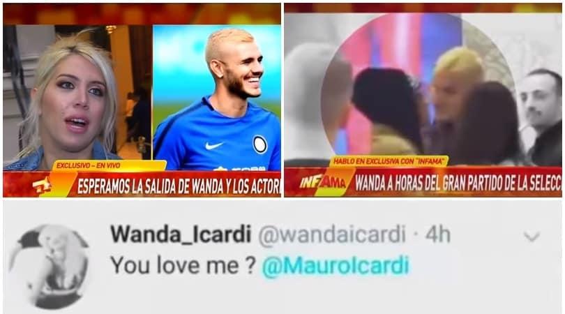 «Crisi tra Wanda e Icardi». Lei dribbla i giornalisti in Argentina