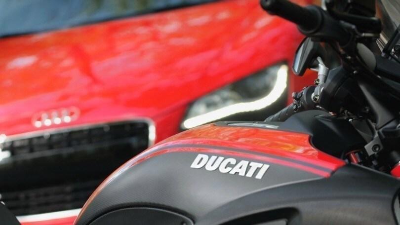 E' ufficiale, Ducati non è più in vendita