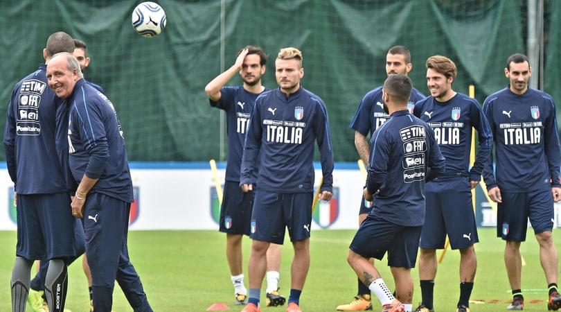 Qualificazioni Mondiali, Italia-Macedonia in diretta dalle 20.45: formazioni ufficiali e dove vederla in tv