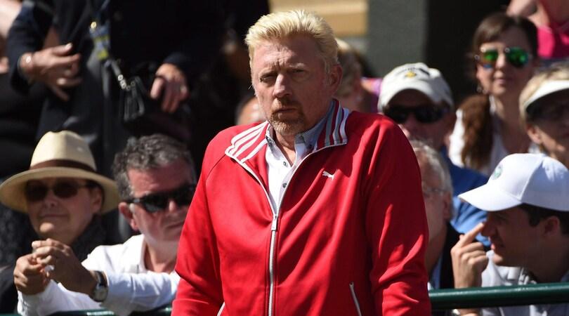 Tennis, Becker nei guai: debiti per 61 milioni