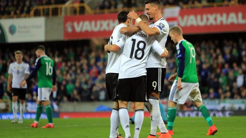 La Germania farà il ritiro per i Mondiali in Alto Adige