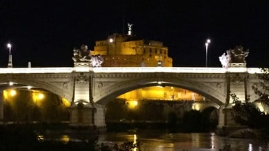 Rome Bike Night: oggi la ciclabile si illuimina