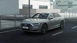 Audi A8, come funziona il Traffic Jam Pilot