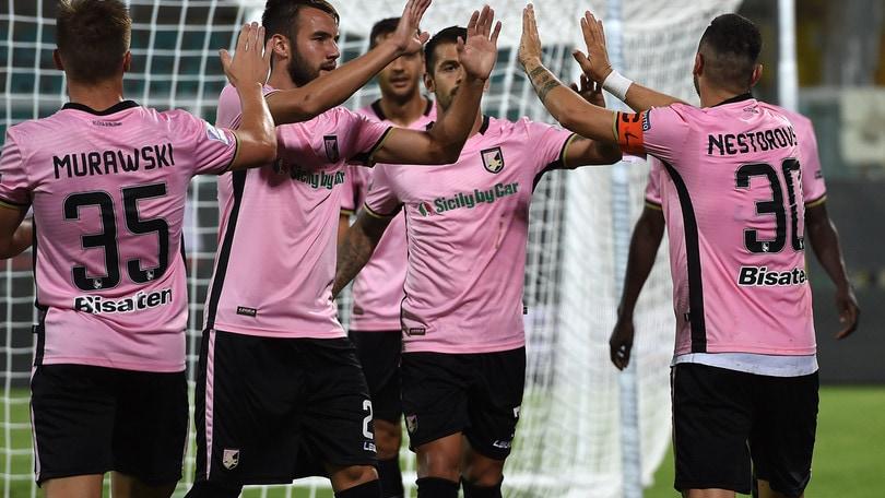 Serie B: Palermo-Parma, quote sul filo