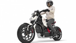 Honda Riding Assist, la moto sta