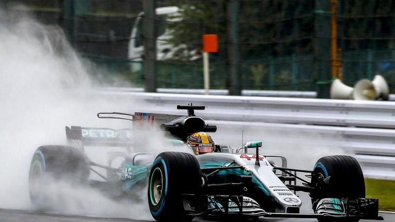 F1 Suzuka: pole per Hamilton, Vettel sarà secondo