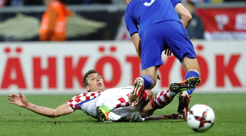 Croazia: «Brozovic salta l'Ucraina. Mandzukic in forse»