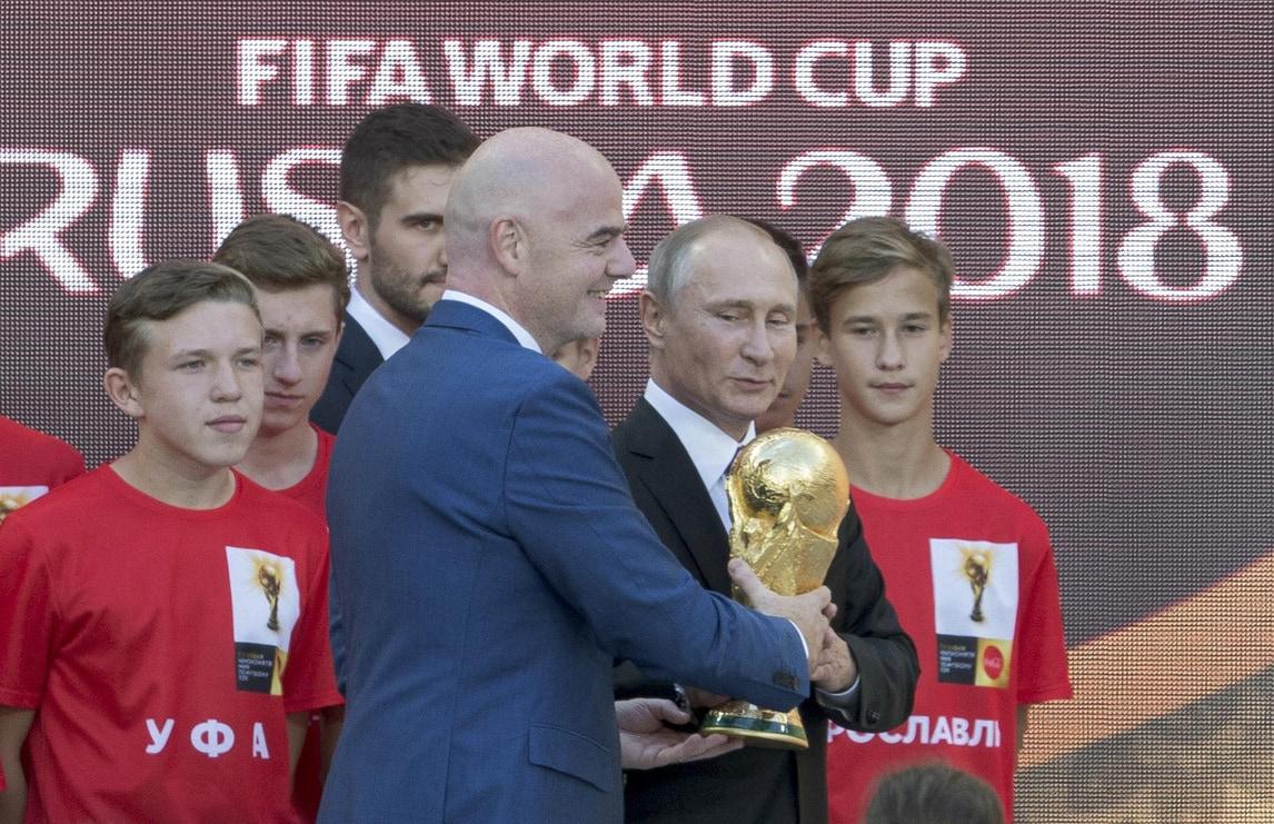 Ecco le 32 nazionali qualificate ai Mondiali di Russia 2018