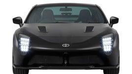 Toyota GR HV Sports concept: foto