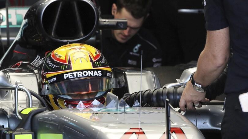 F1, Giappone: Hamilton, allungo mondiale a 1,40