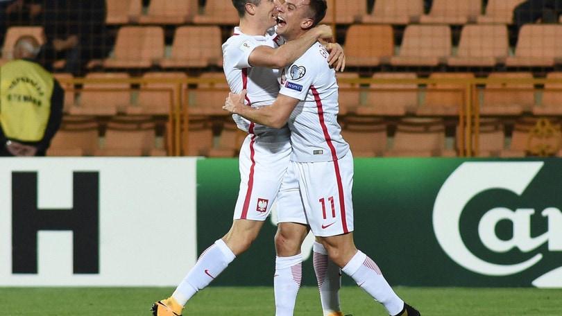 Mondiali 2018: Polonia-Montenegro, si punta a 1,30 sull'«1»