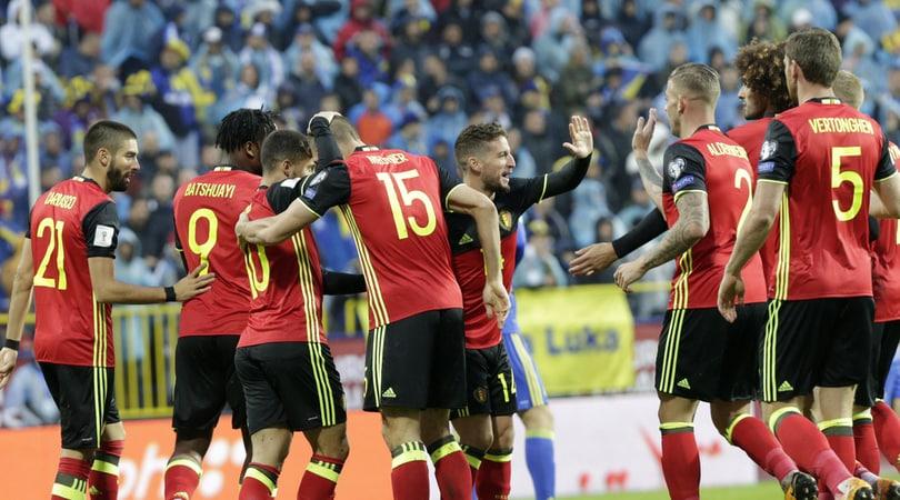 Russia 2018, il Belgio vince in Bosnia. L'Italia è ai playoff