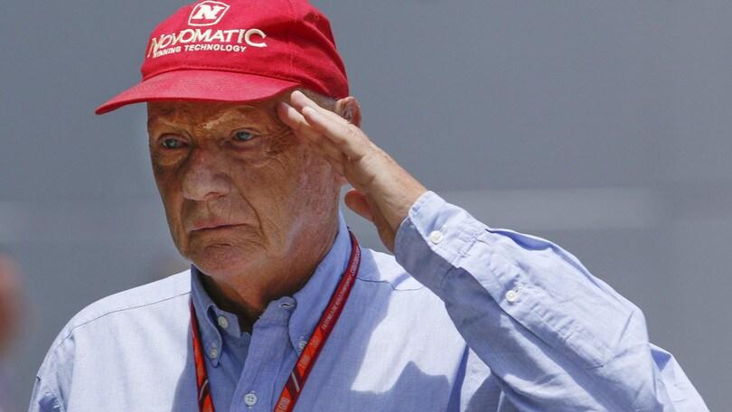 F1, Lauda: «Una decisione contro le donne»