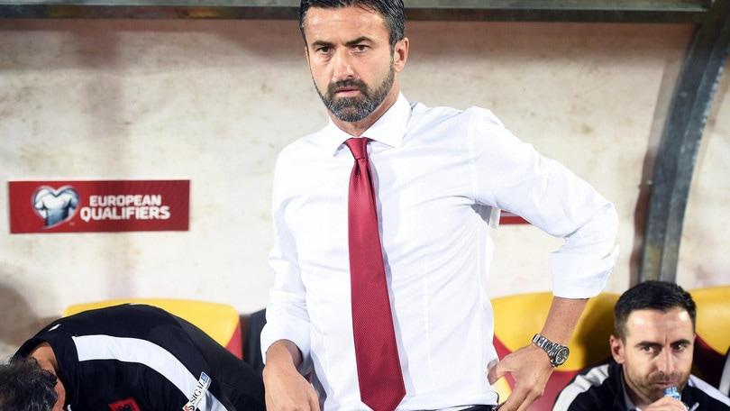 Albania, Panucci: «Vorrei essere in campo per battere l'Italia»
