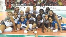 Volley: A2 Femminile, quattro vittorie esterne nella prima giornata