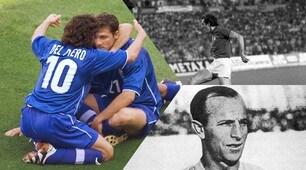 Italia, ecco la Top 10 dei migliori marcatori di sempre