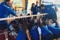 Sitting Volley: la nazionale femminile in ritiro a Villa San Giovanni