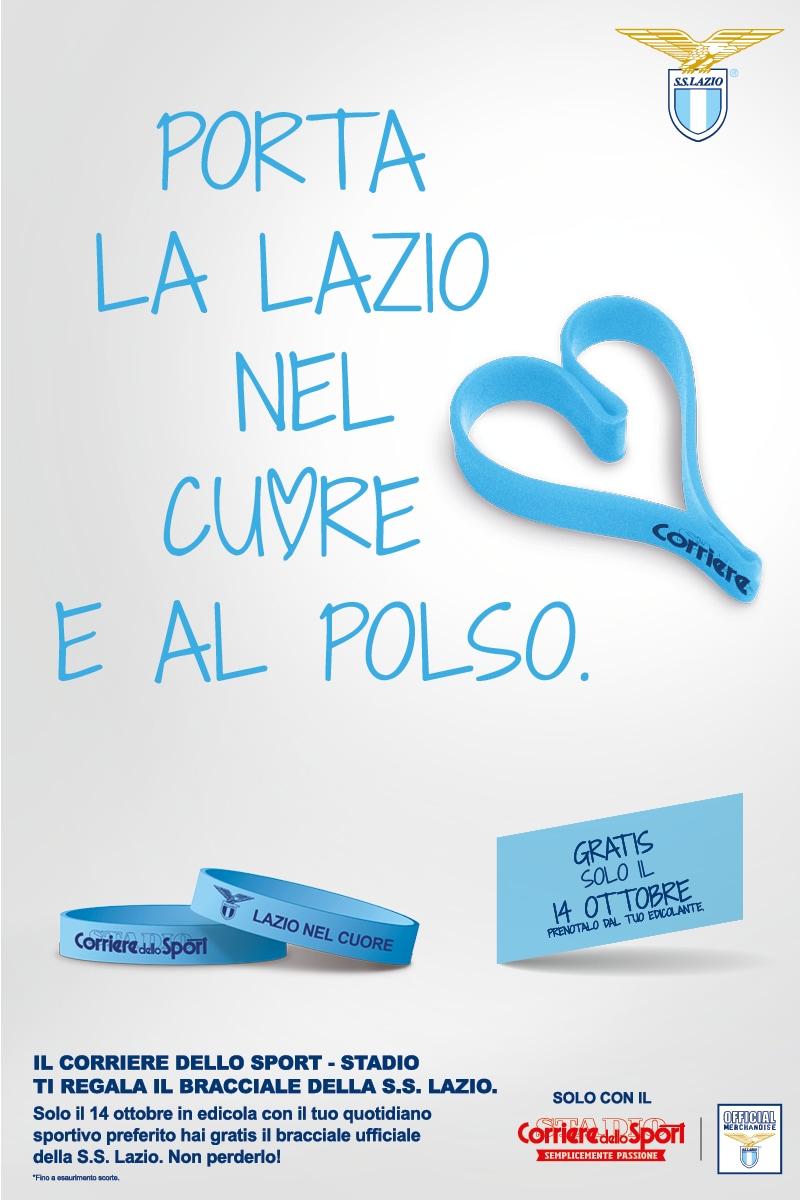 Bracciale S.S. Lazio