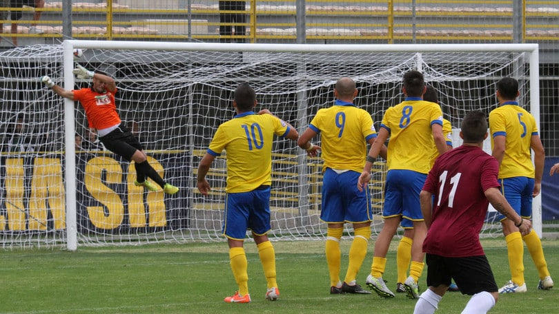 Calciomercato Viterbese, Nofri torna sulla panchina