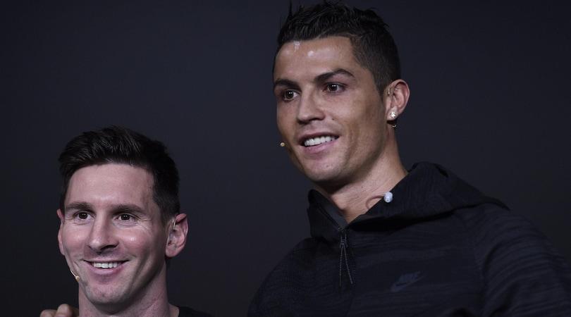 """Messi: """"A cena con Ronaldo ci andrei, nessun problema"""""""