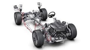 Audi, arriva l'ibrido