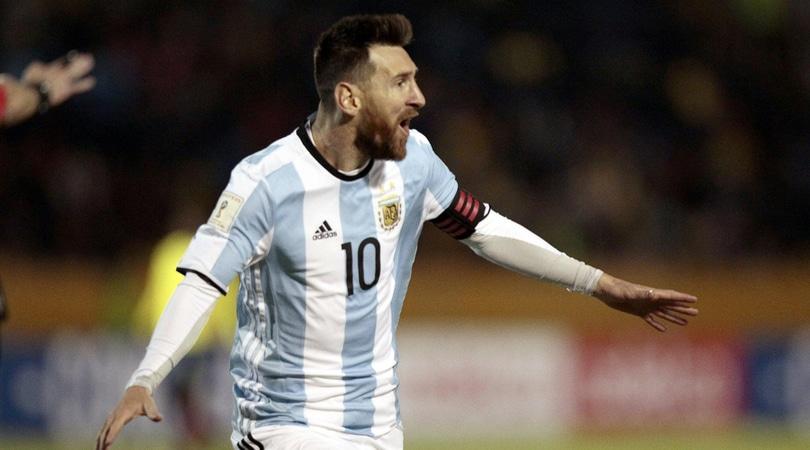 Messi show: tripletta! Argentina ai Mondiali