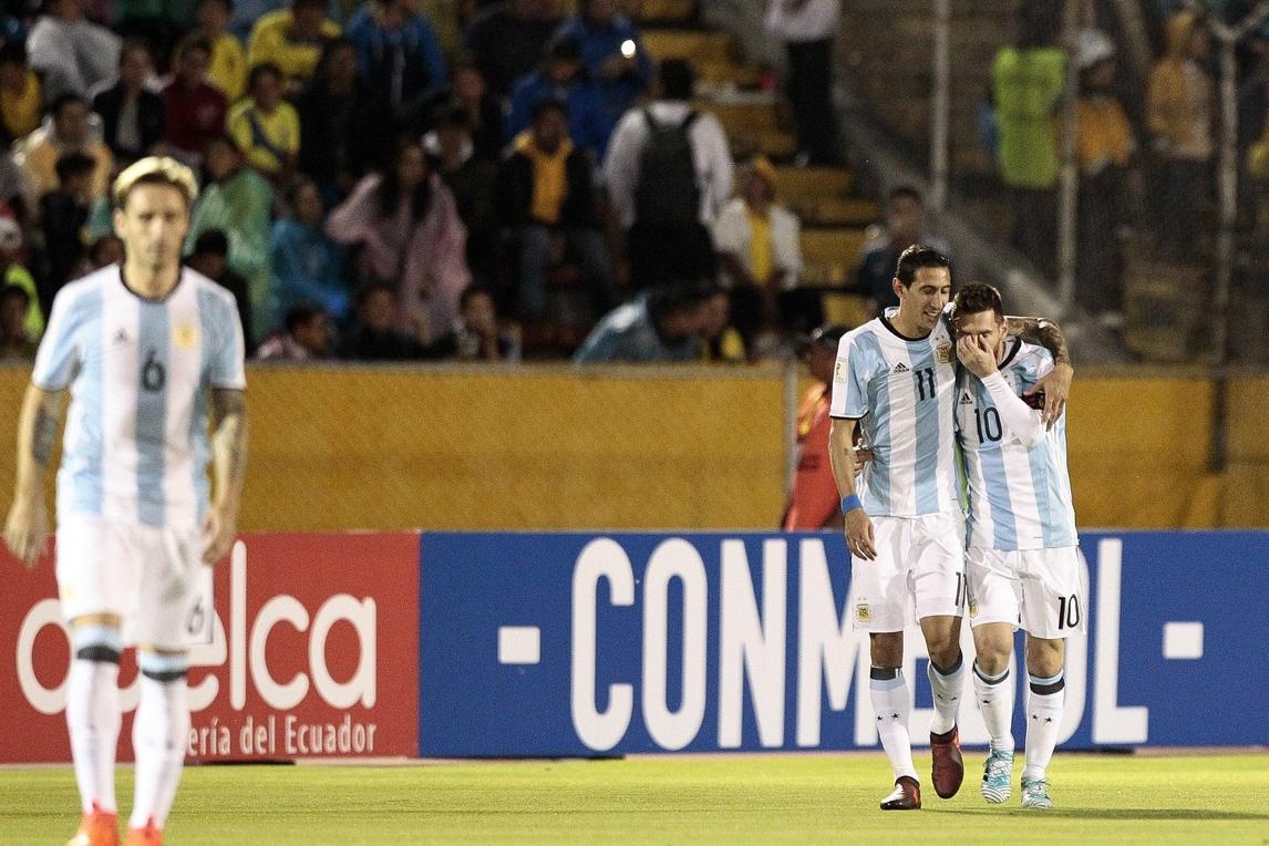 Argentina ai Mondiali, Messi scoppia a piangere