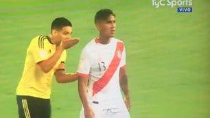 Falcao, che fai? Biscotto in Perù-Colombia?