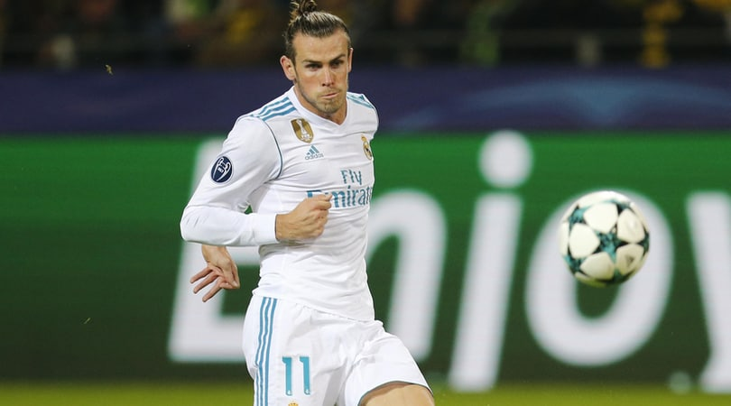 Real Madrid, Bale verso la cessione. Pronto l'assalto dello United