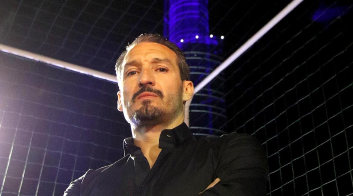 Gianluca Zambrotta è l'assistente di Capello allo Jiangsu Suning, club cinese