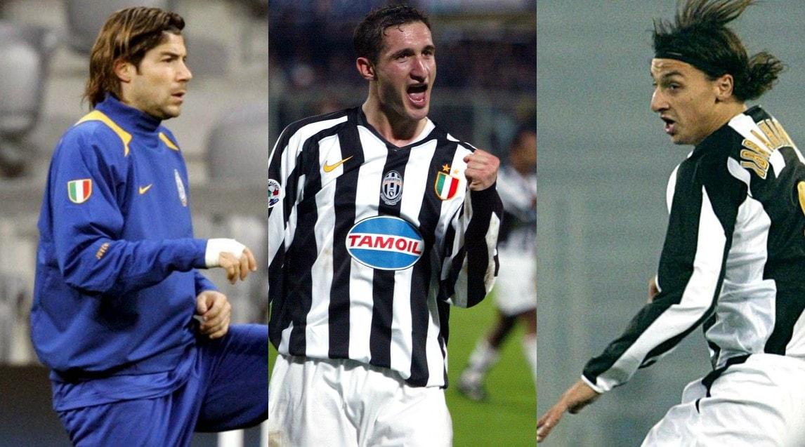 Il difensore debuttò in bianconero il 15 ottobre 2005 contro il Messina: solo uno dei titolari di quel match è ancora in attività