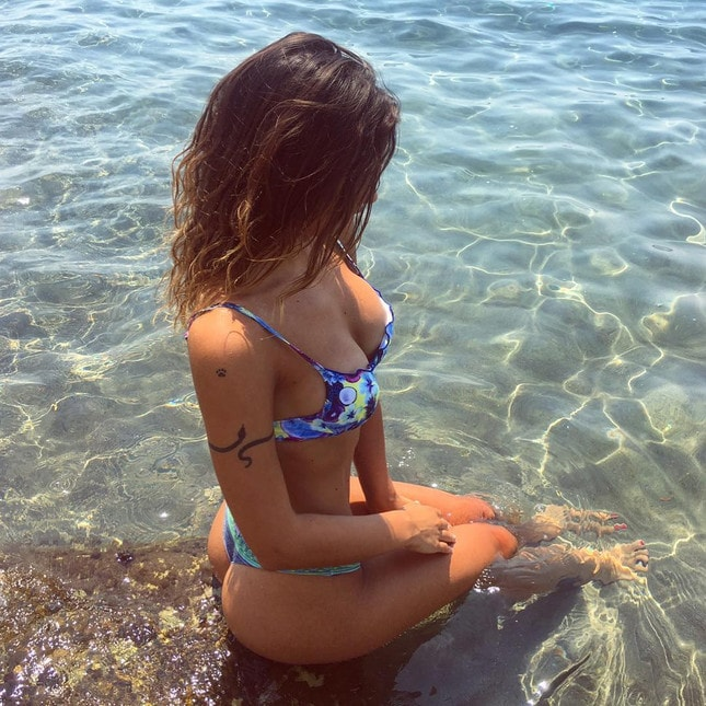 La sexy spadista a Novella 2000: «Cerco il principe azzurro»