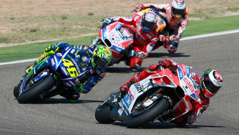 MotoGp Honda, Marquez: «Il mondiale non è ancora finito»