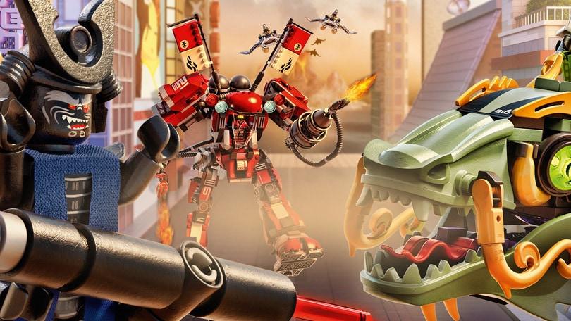 Lego ninjago il film: la recensione di unavventura adatta a tutti