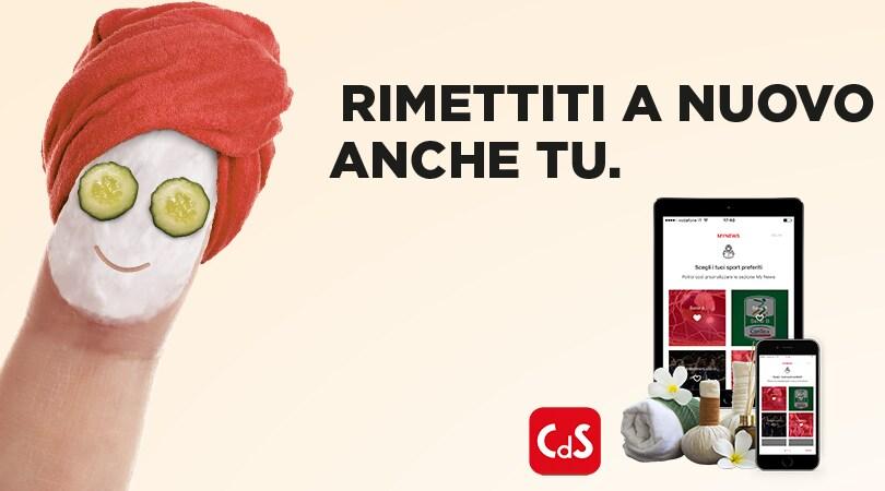 Da oggi online la nuova App mobile del Corriere dello Sport - Stadio
