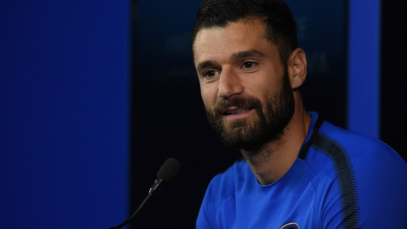 Candreva: «I fischi? In campo do tutto per l'Inter»