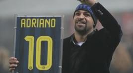 Riecco Adriano:«Voglio tornare in forma... e magari anche giocare»