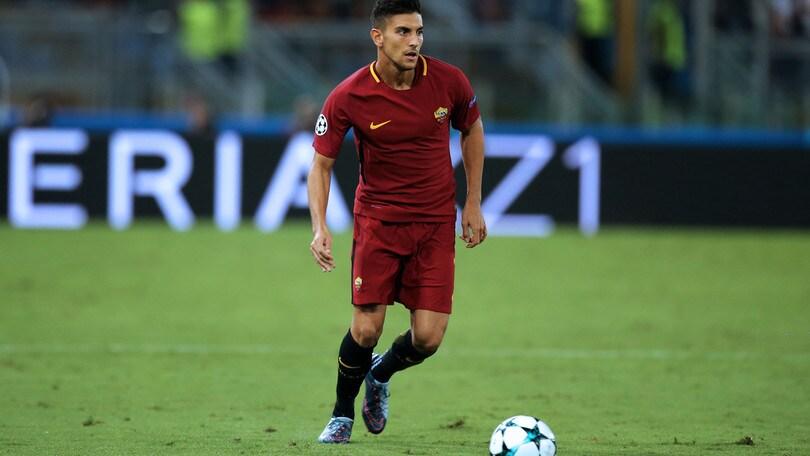Serie A Roma, Pellegrini punta il Napoli: «Sogno primo gol all'Olimpico»